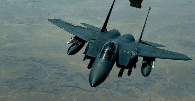 NOS confirma jet de combate voló cerca Iraní avión por encima de Siria, que lleva a los pasajeros de las lesiones