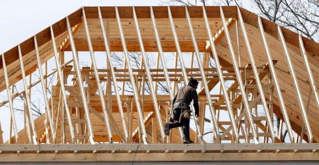 NOS construcción de casa de salta 17,3% en junio