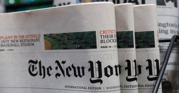 NY Times para mover algunos miembros de Hong Kong, citando a la nueva ley