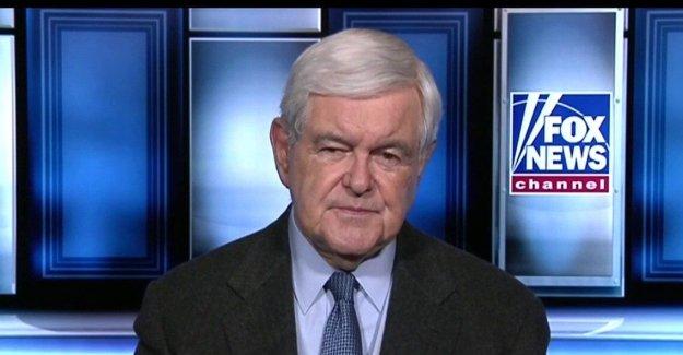 Newt Gingrich, NOS advierte de dos caras radicalmente diferentes futuros' después de las elecciones de noviembre