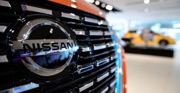 Nissan acciones caen un 10% después de la anotación de advertencia de pérdida de