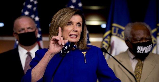 No hay virus proyecto de ley aún: la Casa Blanca, el partido REPUBLICANO en desacuerdo sobre ayuda por desempleo