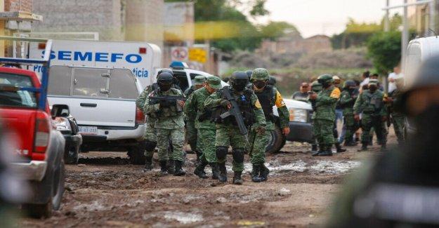Número de muertos en méxico, centro de rehabilitación de drogas de disparo se eleva a 26; hombres fueron atacados, los fiscales dicen que