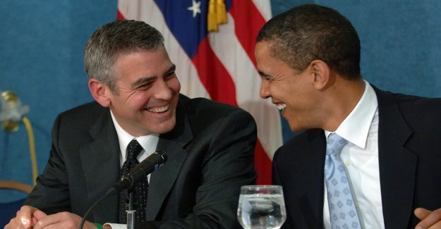 Obama y Clooney se unen para recaudar dinero para Biden