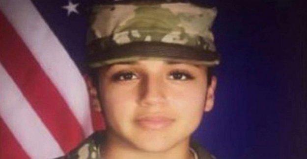 Oficial de la Fuerza aérea bajo el fuego de Facebook comentario sobre la falta de Fort Hood soldado Vanessa Guillen