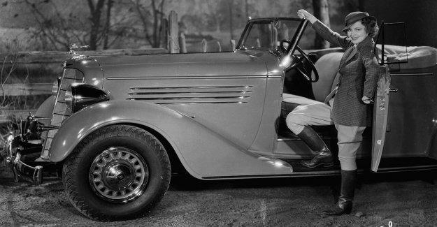 Olivia de Havilland del Buick fue un éxito de taquilla convertible