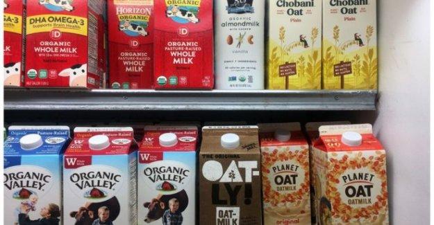 Oprah y Jay-Z invertir en plantas a base de leche firma de