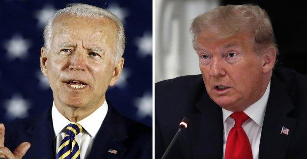 Parscale reclamaciones Triunfo paliza Biden donde cuenta