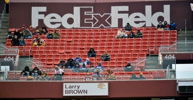 Patrocinador FedEx pide a los Redskins a cambiar su nombre