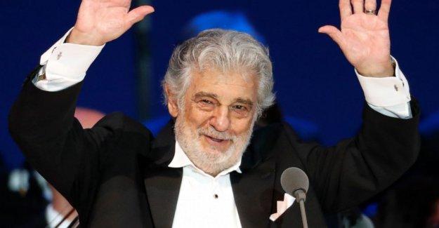 Placido Domingo para recibir el premio de la vida en Austria