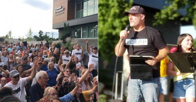 Planned Parenthood demanda emergente de la iglesia sobre el ruido, pero el pastor dice que hay más a la historia