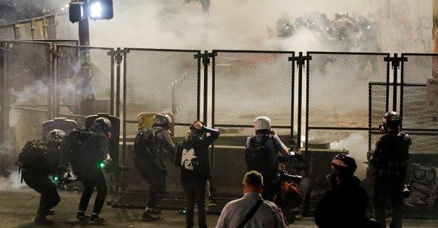 Portland caos: 22 enfrentar cargos federales durante el fin de semana de violencia