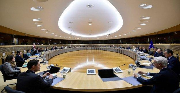 Post-Brexit conversaciones estancadas después de la última ronda de negociación