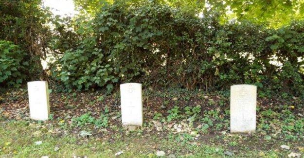 RAF hombres murieron en la explosión en la base en 1940 recordado