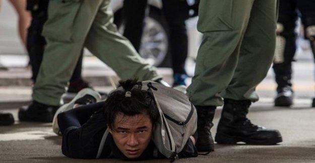 Raab para establecer la respuesta del reino unido a Hong Kong represión