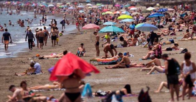 Reino unido trae de 14 días de cuarentena para España