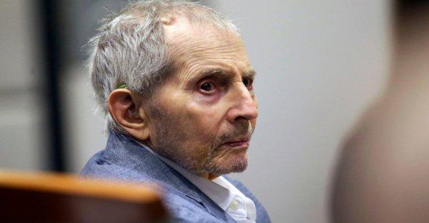 Robert Durst juicio por asesinato para reanudar en el año 2021, a causa de virus