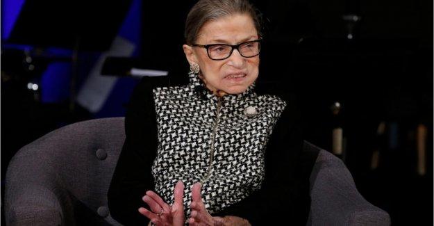 Ruth Bader Ginsburg dados de alta del hospital y es  hacer bien,' la Corte Suprema dice