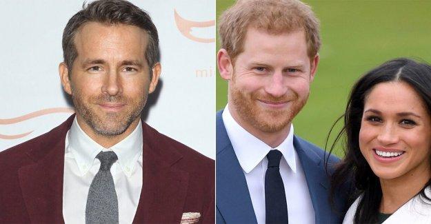 Ryan Reynolds hace una broma sobre el Príncipe Harry, Meghan Markle real 'paso atrás' en 'no' game show