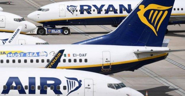 Ryanair sigue volando a España a pesar de la cuarentena