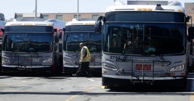 San Francisco conductor de autobús agredido con un bate de más de máscara de orden