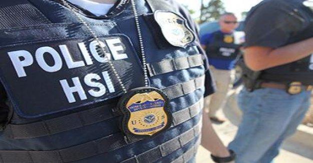 Seguridad de la patria, los agentes se han incautado de más de $7 millones en COVID-19 de fraude de ingresos, realizado 53 detenciones