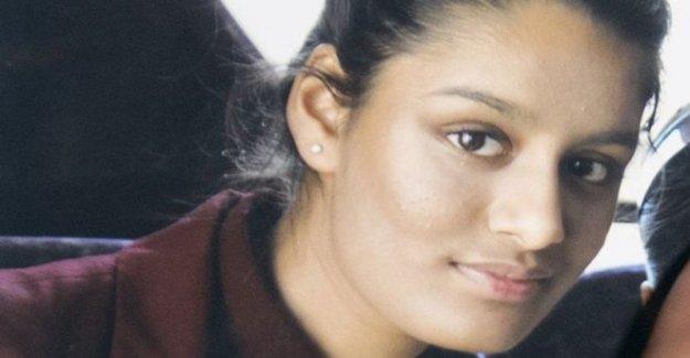 Shamima Begum puede regresar a reino unido para la ciudadanía de la lucha