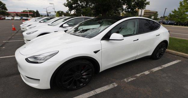 Tesla recoge lugar de Texas, para el segundo NOS planta de montaje de vehículos