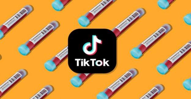 TikTok elimina 29,000 coronavirus clips