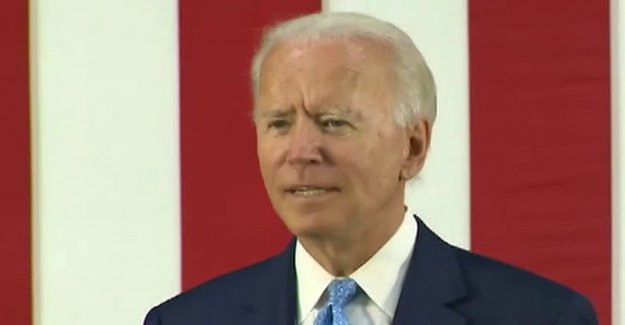 Tim Graham: Biden En la conferencia de prensa, reporteros tirar de softbol preguntas a su candidato preferido