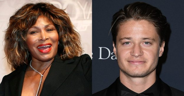 Tina Turner equipos con Kygo para what's Love Got to Do With It' remix