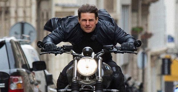 Tom Cruise se pone la luz verde para la derivación de Noruega coronavirus reglamentos de cuarentena para la película 'Misión: Imposible 7'