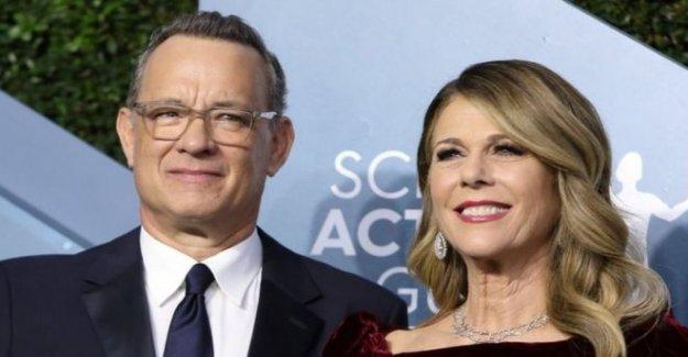 Tom Hanks y Rita Wilson convertirse en ciudadanos griegos