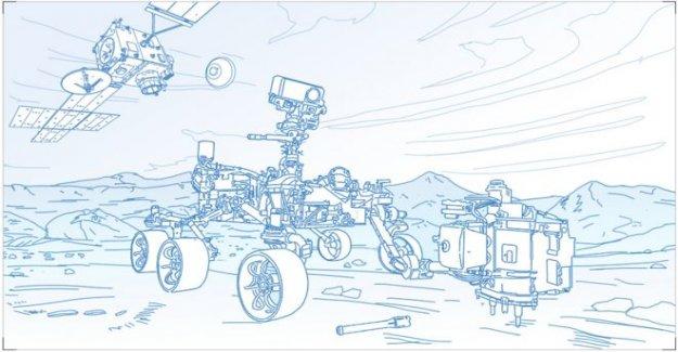 Traer de Marte a la Tierra