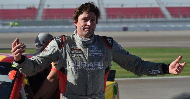 Travis Pastrana volver a NASCAR en Kansas Speedway