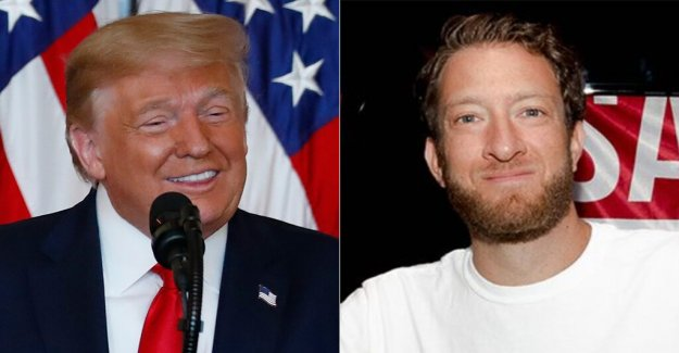 Trump, Taburete de bar Deportes  Dave Portnoy hablar de rodillas protestas, Twitter y el Dr. Fauci en una sincera entrevista