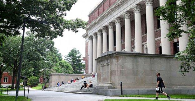 Trump administración puede revocar en persona requisito para los estudiantes internacionales