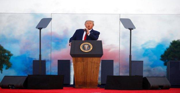 Trump debe utilizar el Monte Rushmore discurso como plantilla para la campaña de cambio, Dan Henninger dice