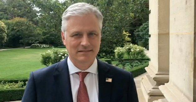 Trump dice que él no ha visto a O'Brien recientemente después de que el asesor de seguridad nacional positivo para el coronavirus