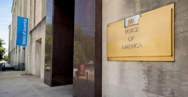 Trump, el organismo de radiodifusión jefe no la prórroga de visados para los periodistas extranjeros en medio de cambios radicales