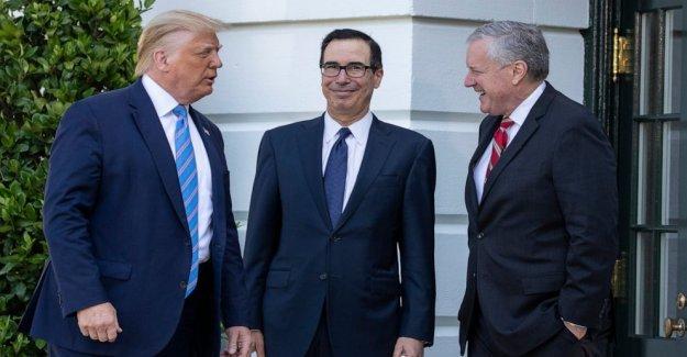 Trump, el partido REPUBLICANO sugieren solución temporal para $600 desempleada en beneficio
