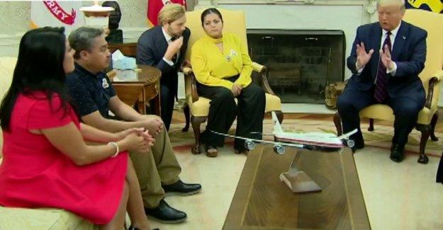 Trump ofrece a pagar por el funeral de un soldado muerto Vanessa Guillen