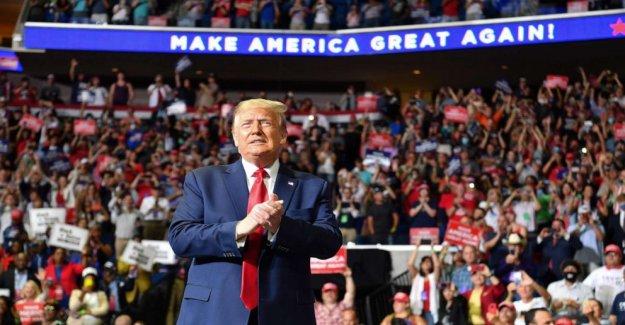 Trump rally probablemente contribuyó al aumento en COVID-19 casos, en Tulsa, oficial de salud dice