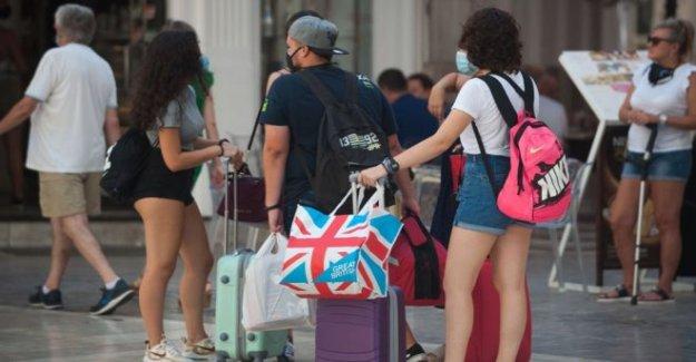 Tui restos española vacaciones cuarentena 'el golpe'