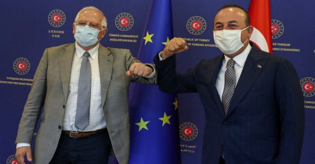 Turquía pide a la UE a ser honesto en la disputa con los miembros de la