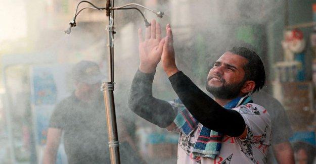 Un cohete hacia la Embajada de estados unidos en Irak lesiona niño