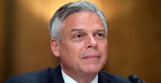 Utah partido REPUBLICANO del gobernador de primaria ha Cox, Cazador, en dura lucha: informes