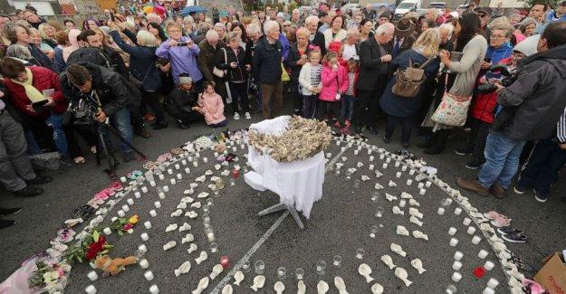 Vaticano ii indica el apoyo a exhumar los bebés en casa Irlandesa