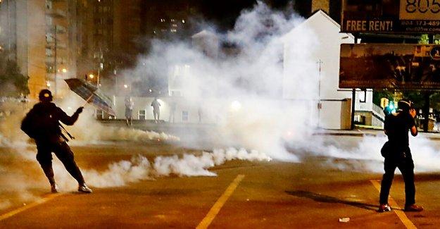 Virginia periódico llama a los líderes locales después de Richmond disturbios: 'ya es Suficiente'