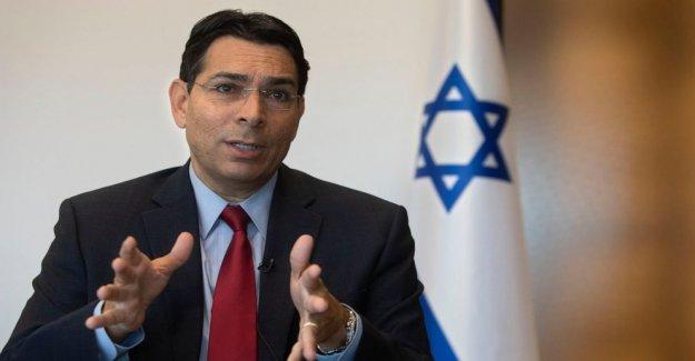 Volviendo enviado de las naciones unidas: Israel no sufrir por el apretado Triunfo de los lazos